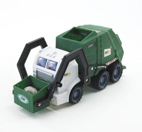 Matchbox Trash Truck