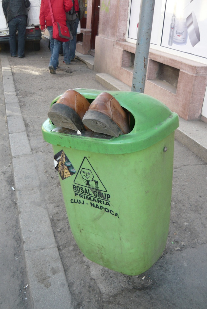 recycling waste