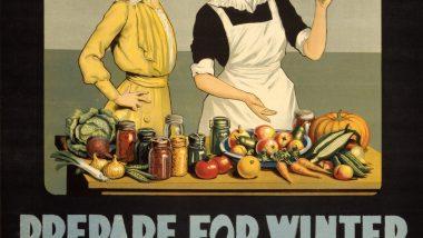 food waste banning