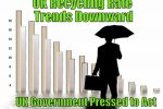 Deteriorating UK Recycling Performance image.