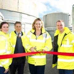 Amber Rudd officially opens Nestle's new Anaerobic Digestion Plant  in Newcastle CC BY-ND by DECCgovuk