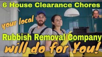 House Clearance Chores YT Thumbnail Image