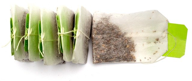 Avoid plastic tea bags with a product like this which is not a single use plastic.