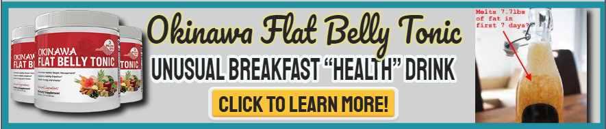 Okinawa flat belly tonic Ad